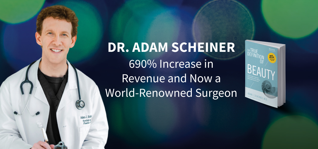 Hero header image for Dr. Adam Scheiner.